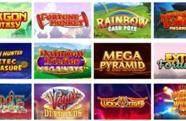 5 Best Online Slots Software Providers