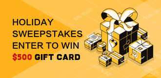 Holiday Giveaway: Win $500 Gift Card