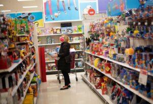 retailer sales fell