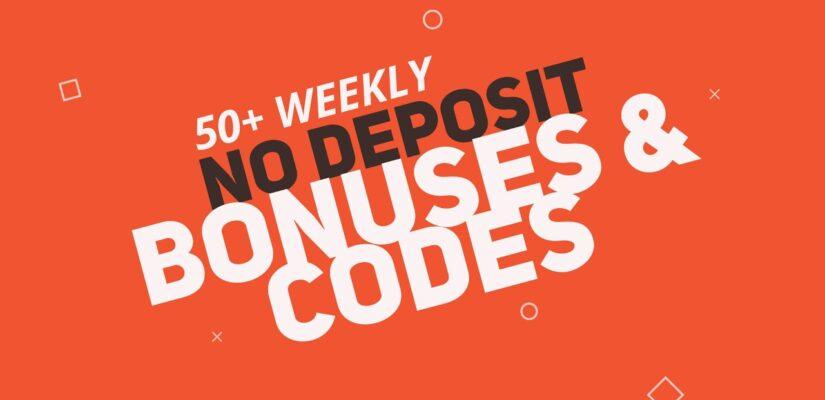 No Deposit Coupons